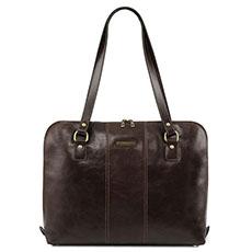 Tuscany Leather Ravenna dames laptoptas