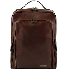 Laptop rugzak leer Bangkok Tuscany Leather TL141793